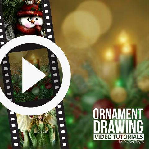 ornament time lapse video