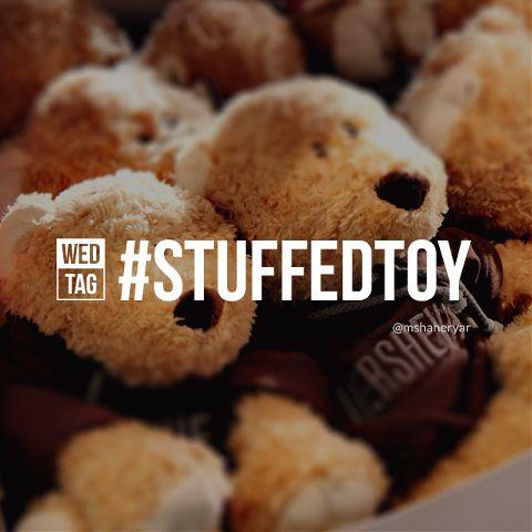 hash tag stuffed toys
