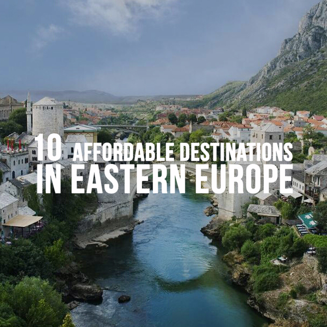 Magical Places To Stay In Europe: 10 Magical And Affordable Destinations In Eastern Europe