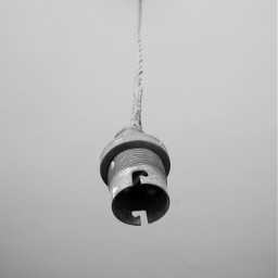 abstract black & white photography
