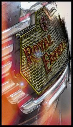 royal enfield bullet travel love