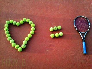 emotions tennis love