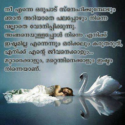 See Malayalam Love Quotes Profile And Image Collections On Picsart