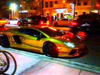 south beach lambo or