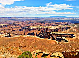 utah travel hiking