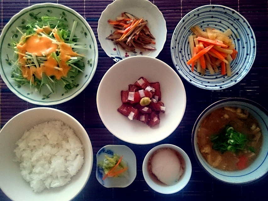 朝定食: http://youtu.be/tmnqBCzXMmI  #food #japan #yummyfood #vegetable #breakfast  https://youtu.be/u8b63GlHnYA