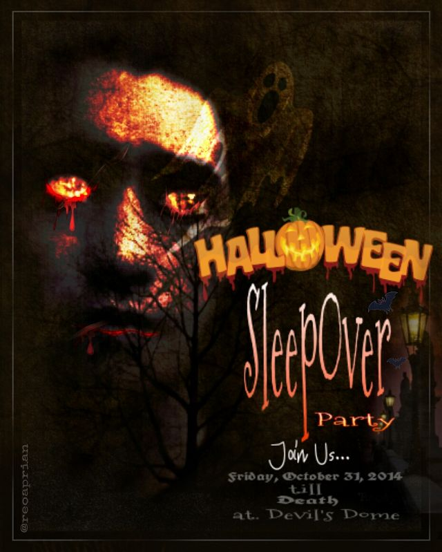 halloween party invites Graphic Design Contest