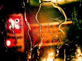 cars color splash people photography rain