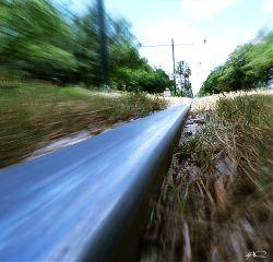 tracks photography trains travel nola