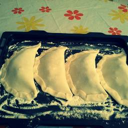 pasty beef chilean food oven