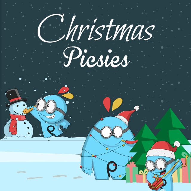 Christmas picsies