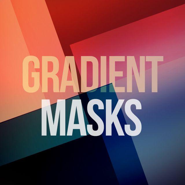 gradient masks