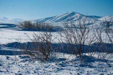 winter snow snowscape mountain armenia